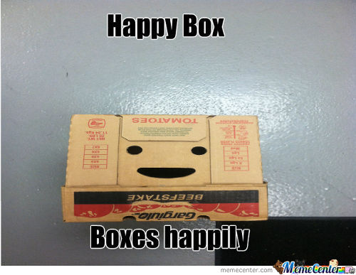 Le Happy Box At Work