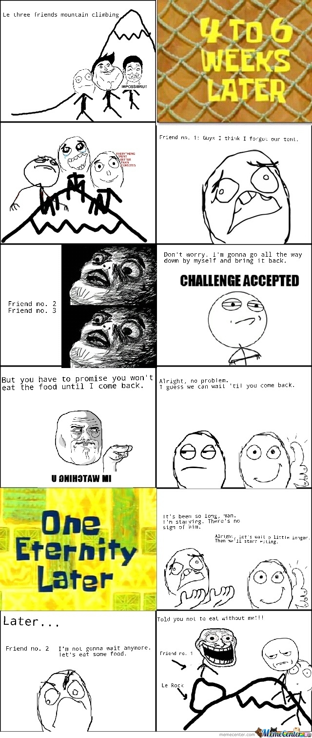 Le Mountain Troll