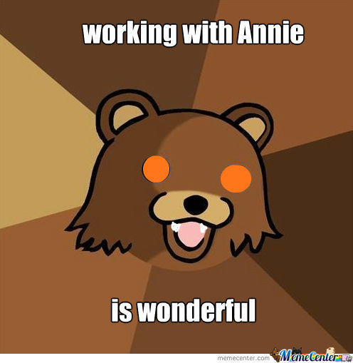 League Of Legends- Tibbers And Annie