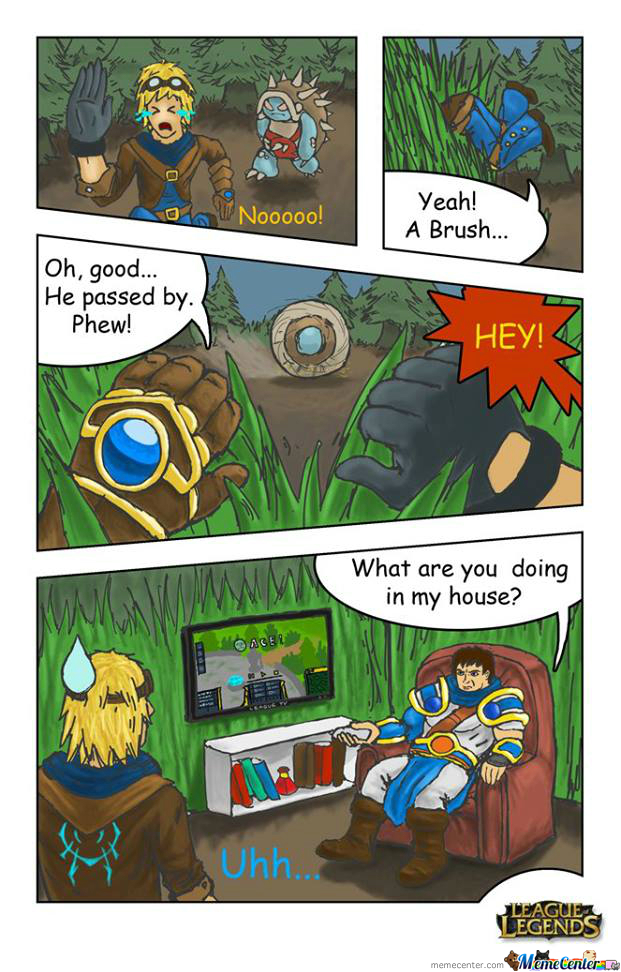 League Of Legends Comic 17