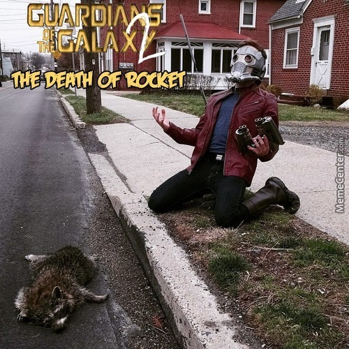 Leaked Poster For The Next Guardians Of The Galaxy
