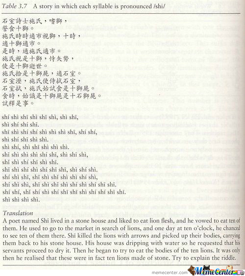 Learn Chines, They Said... It's Easy