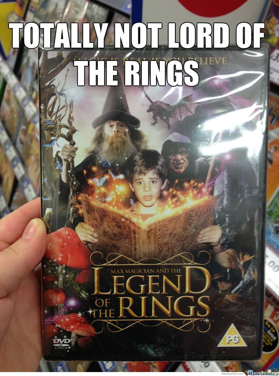 Legend Of The Rings