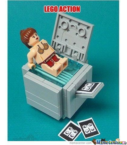 Lego Action