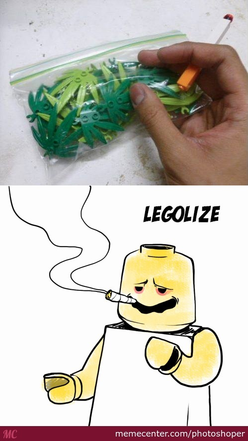 Legolaize It!