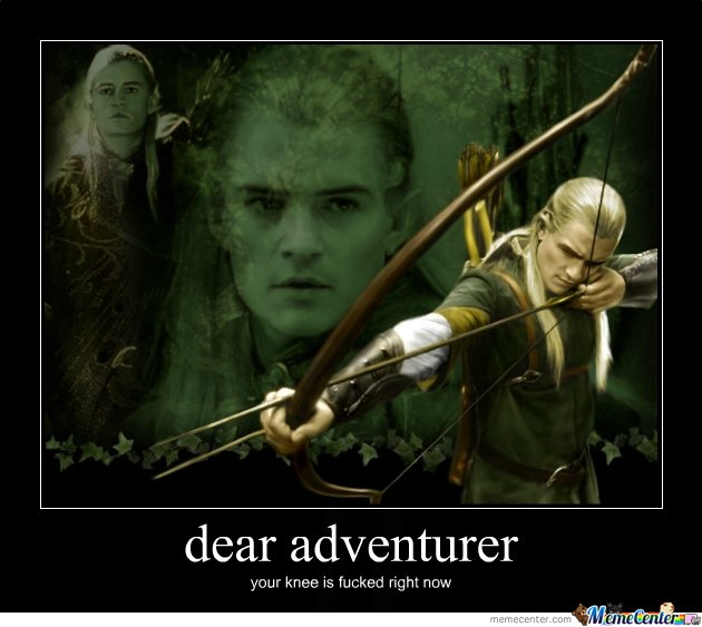 legolas... the mystery knees shotter