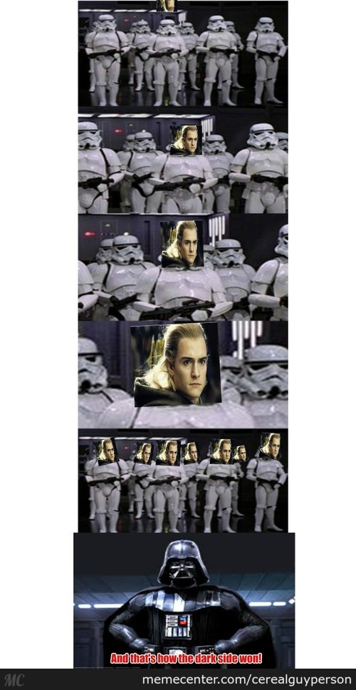 Legolas Troopers The Best Army
