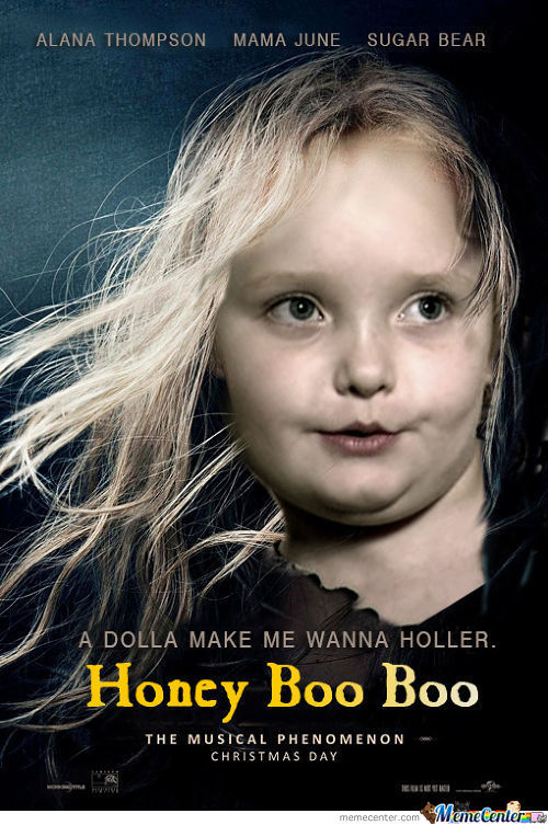Les Honey Boo Boo