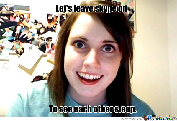 Let's Leave Skype On