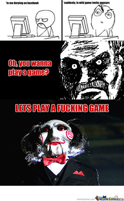 Lets Play A Game