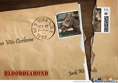 Letter From Don Vito Corleone