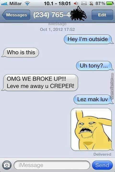 Lez Make Luv Tony ;)