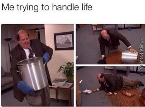 Life Is Raping Me