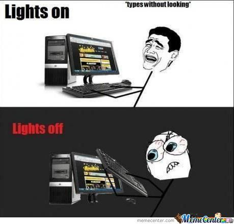 Lights Please!!