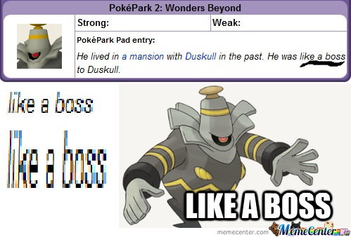 Like A Dusknoir
