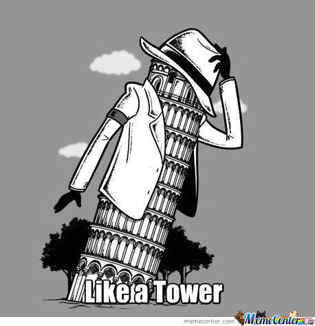 Like A Tower