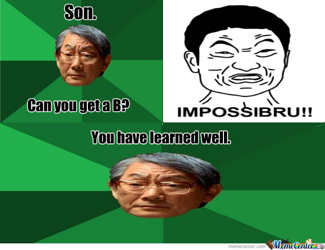 Like Asian And Son
