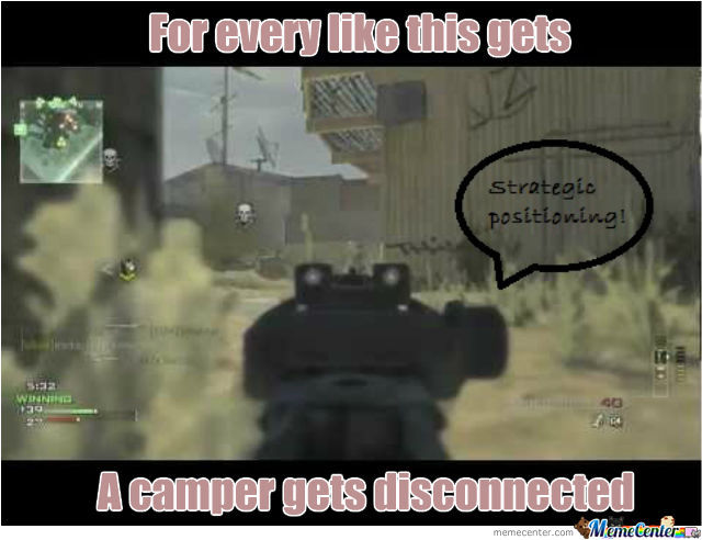 Like If You Hate Campers!
