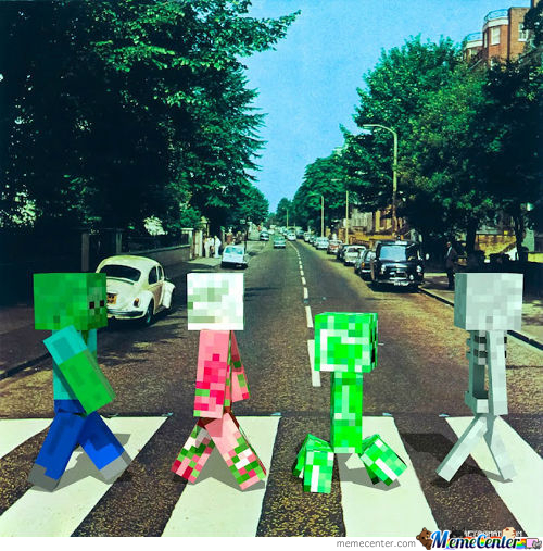 Like The Beatles