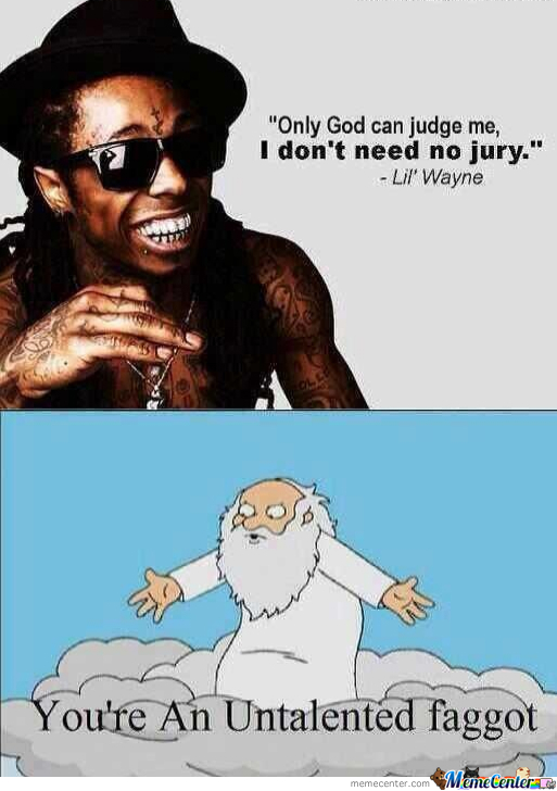 Lil Wayne Doesn't Need A Jury