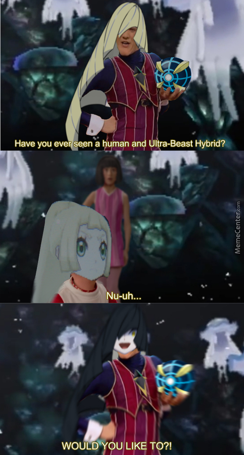 Lillie, Get The Beast Killer