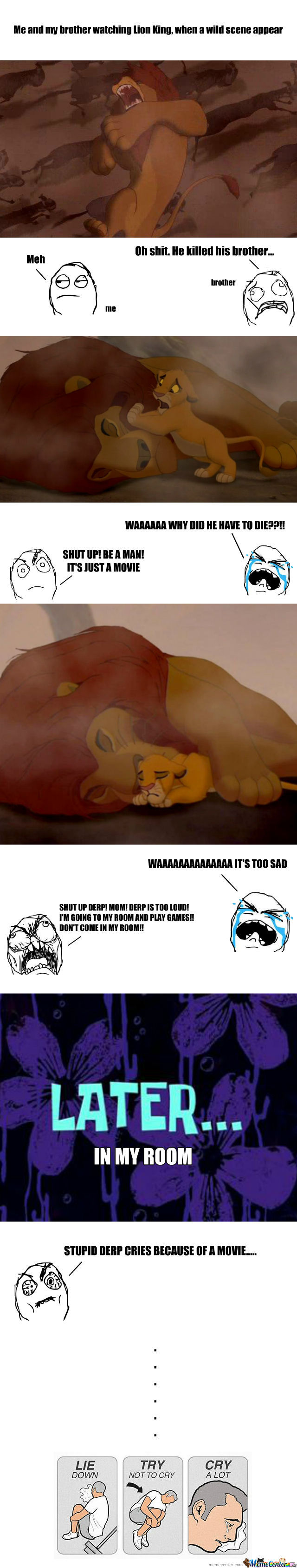 Lion King Rage