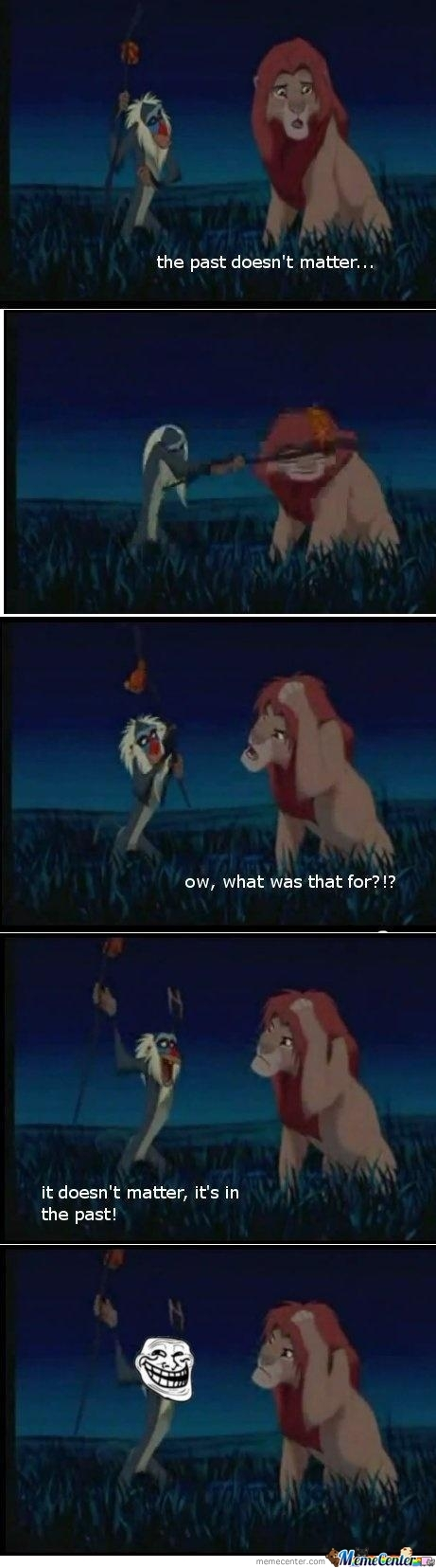 Lion King Troll
