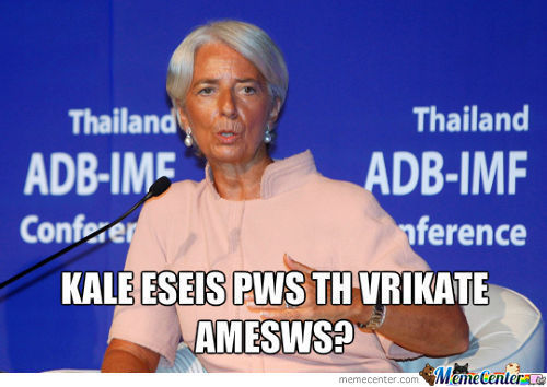 List Of Lagarde Imf
