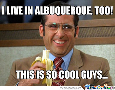 Living In Albuquirky Albuquerque