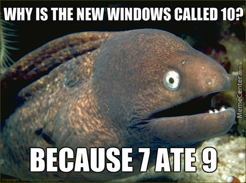 Logic Of Microsoft, We Will Never Understand It...