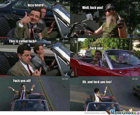 Lol Mr.bean