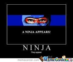 Lol Ninjas Do Appear