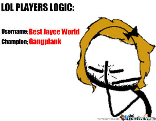 Lol Players Logic