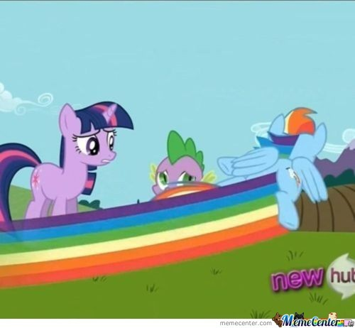 Lol Rainbow Dash