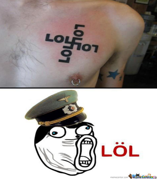 Lol Tattoo X)