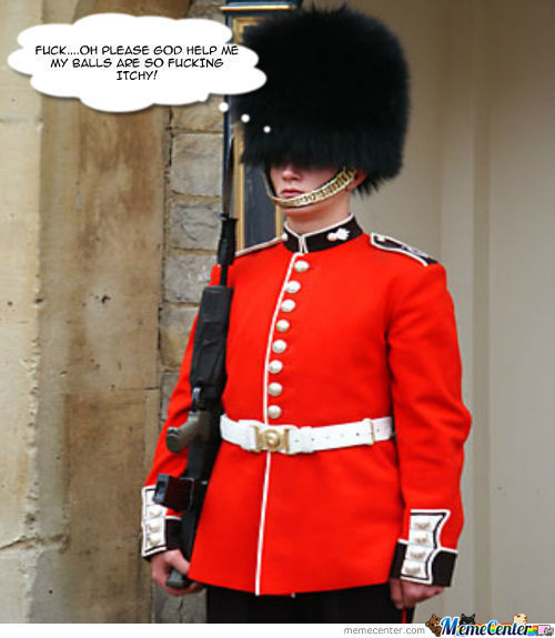 London Guards...