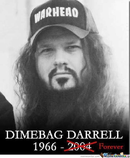 Long Live Dimebag Darrel