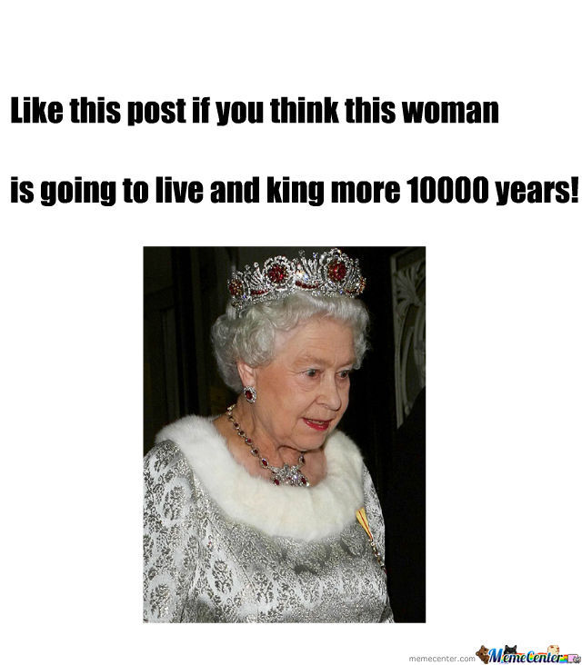Long Live To The Queen
