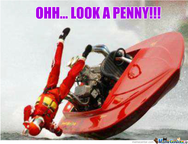 Look! A Penny