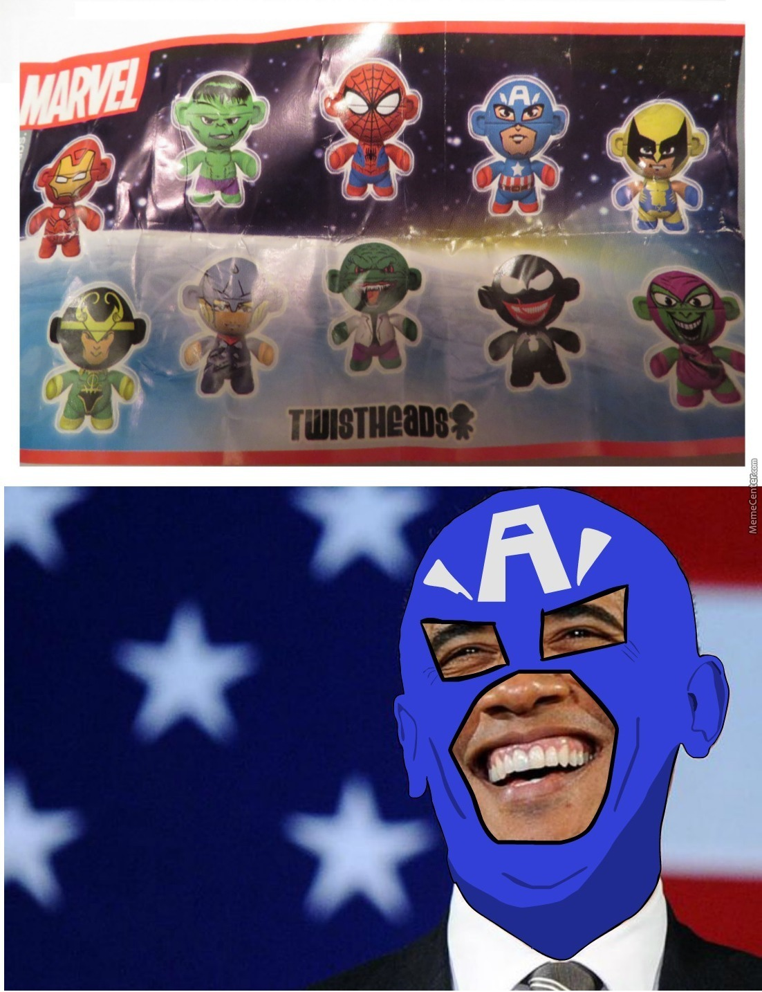 Looks Like They Found A New Captain America