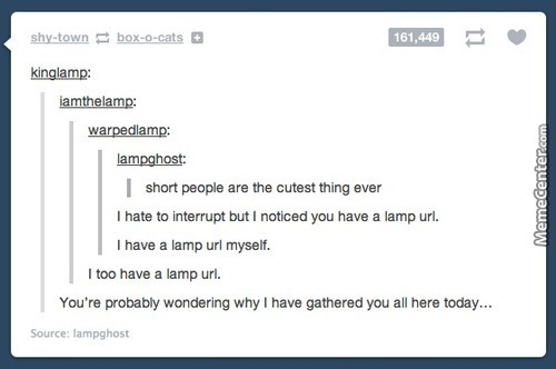 Lord Of The Lamps: Return Of The King