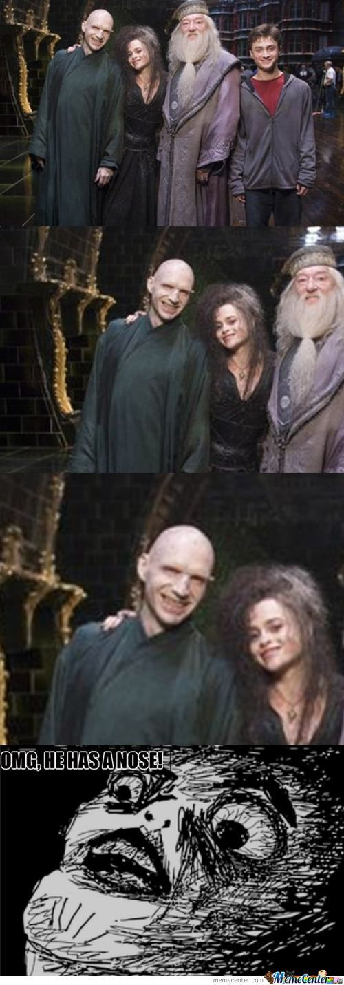 Lord Voldemort And Friends