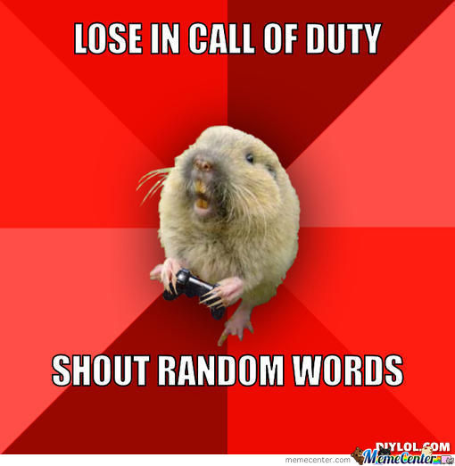 Lose In Call Of Duty