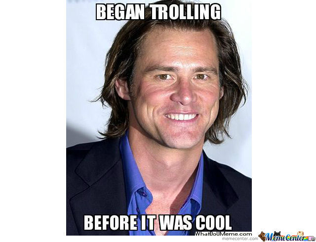 Love  U Jim Carrey