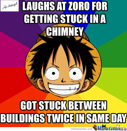 Luffy Logic: Directional Retardation
