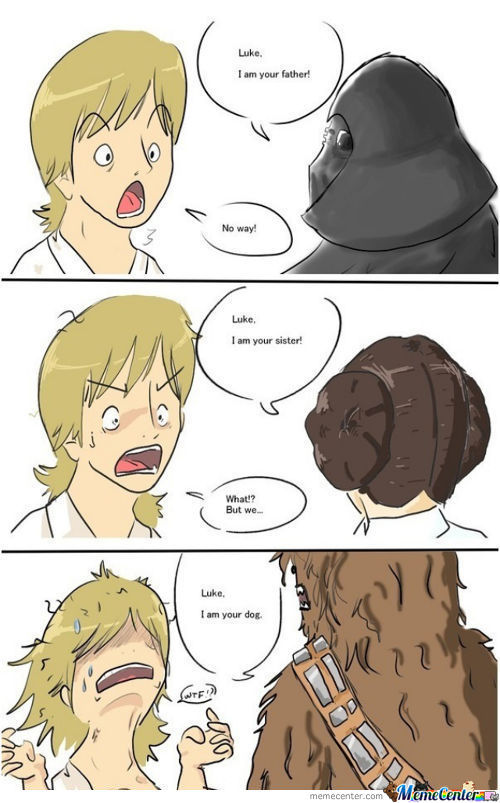 Luke's Family Troubles