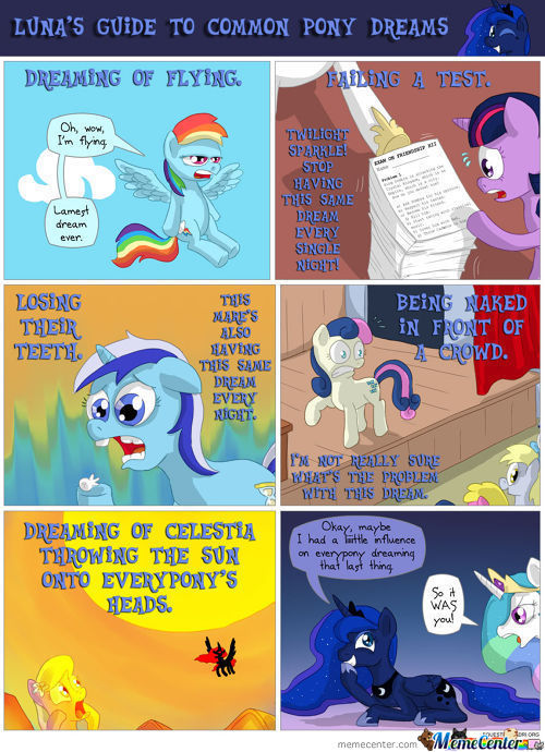 Luna's Guide To Dreams