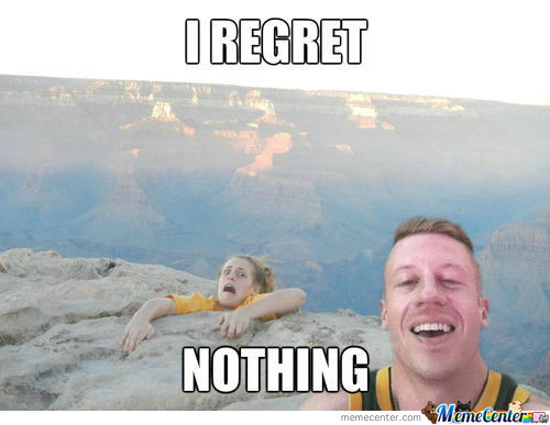 Macklemore Regrets Nothing