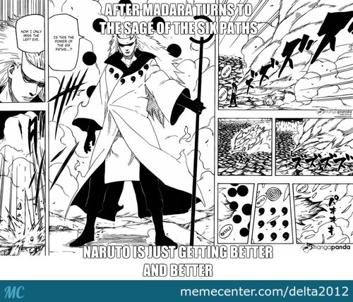 Madara ... The Sage Of The Six Paths