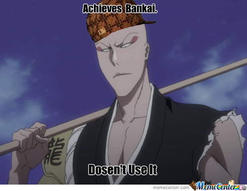 Madarame Ikkaku (Bleach)